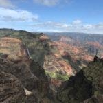 ワイメア・キャニオン州立公園 (Waimea Canyon State Park).