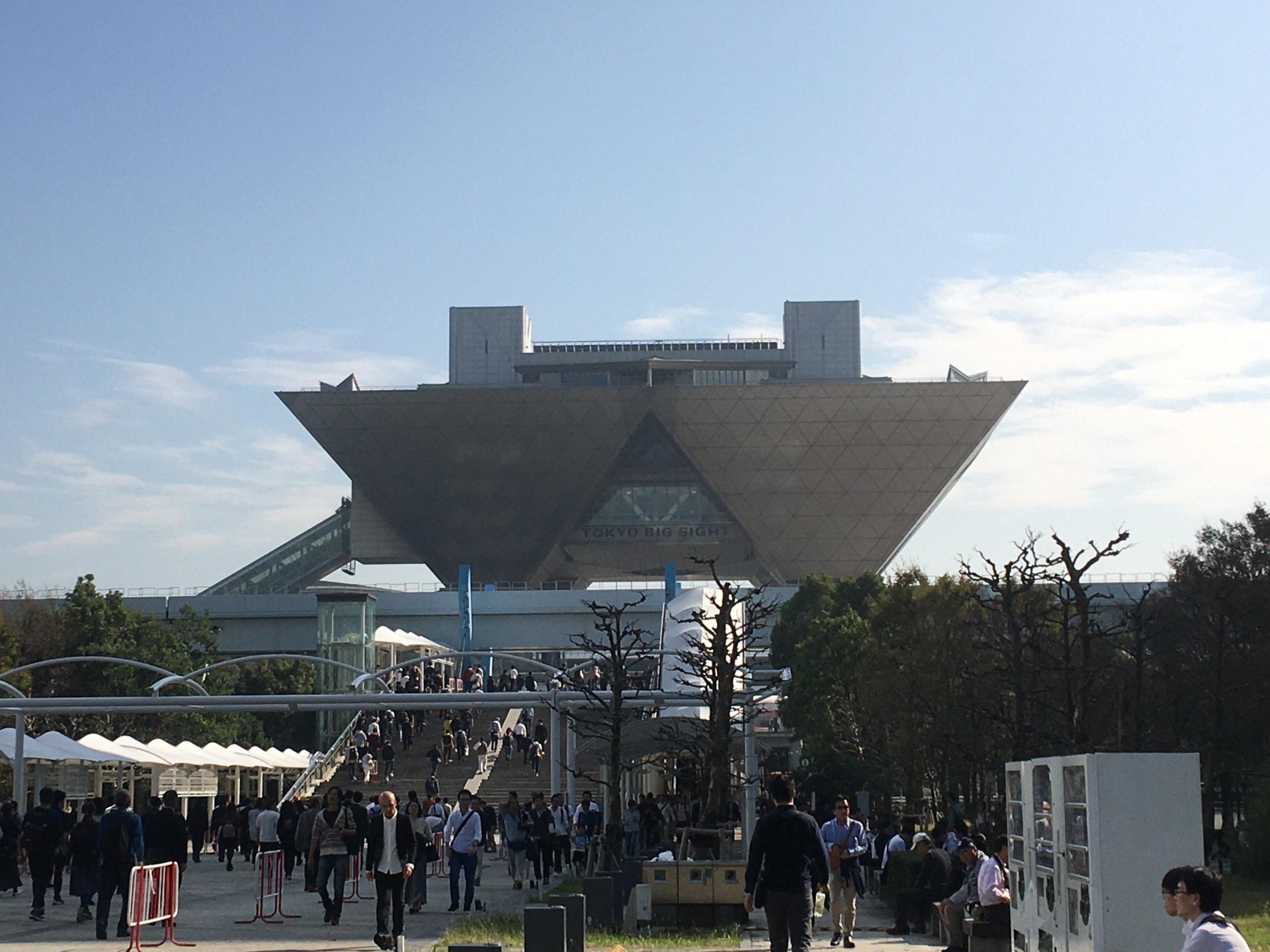 東京モーターショー2019 (東京ビッグサイト)