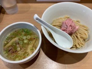 新宿西口「らぁ麺 鳳仙花」